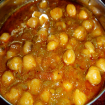 Easy chana masala recipe